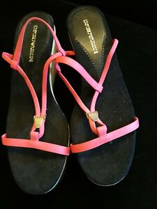 Emporio armani womens shoes