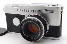 """Exc+++"" Olympus Pen FT 35mm SLR w/ F.Zuiko Auto-S 38mm F/1.8 From Japan B130"