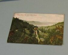 1908 Kraemer Special Series Art Valley View Kentucky and Ohio River Postcard