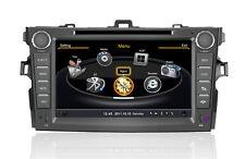 AUTORADIO DVD/GPS/NAVI/BLUETOOTH/IPOD/RADIO TOYOTA COROLLA 07-11/ALTIS C063