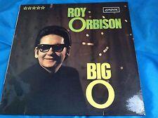 Original 1971 Import Pop Rock LP : Roy Orbison ~ Big O ~ London Sha-U 120