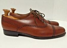 Edward Green by Paul Stuart Oxfords Shoes Brown Mens Size 10.5E
