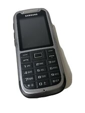 Samsung C3350 Black and Silver Unlocked Mobile phone