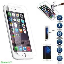 Screen Protector Tempered Glass for iPhone 6S Plus Clear Protective Premium New