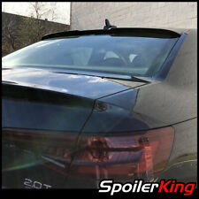 Rear window roof spoiler w/center cut (Fits: Audi A4 / S4 2017-on B9) 284RC