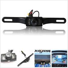 Waterproof IR Night Vision Off-Road License Plate Reversing Camera Parking Kits