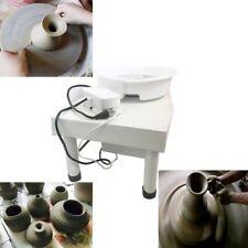Table Top Pottery Wheel Ceramic Drawing Machine Home School Ceramic Equipment