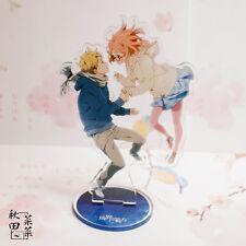 Beyond the Boundary Kuriyama Mirai Shindou Ayi Desk Figure Decal Acrylic