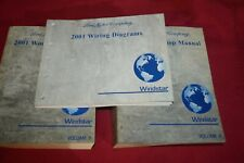 2001 Ford Windstar Dealer Shop Repair Manual WSVA
