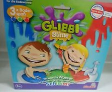 Glibbi Slime 3 x Badespaß