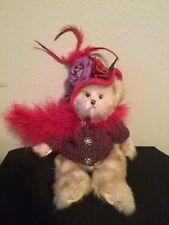 The Bearington Collection Elegant Teddy Bear