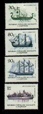 Albania MNH Sc 2317-20 Mi 2405-08 Ships