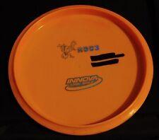 Used Innova Disc Golf Star Roc3 Bottom Stamp Mid-Range Disk