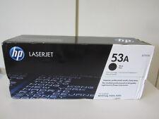 TONER ORIGINALE HP 53a (q7553a) per LJET p2015, p2015 m2727 MFP dal distributore NUOVO