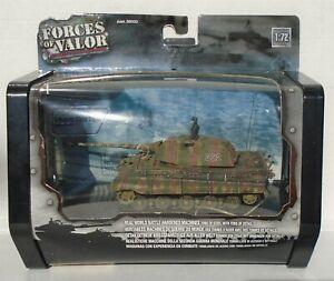 Forces Of Valor 1:72 Henschel/Porsche Sd.Kfz.182 King Tiger #332 Normandy 85201