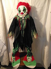 Costume Carnaval Halowen -  CLOWN MALEFIQUE  NEUF - 7/8 ANS