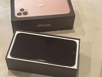 Apple iPhone 11 Pro - 256GB - Gold (Unlocked) A2160 (CDMA, GSM)