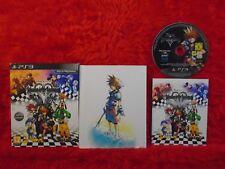 ps3 KINGDOM HEARTS HD 1.5 ReMIX Limited Edition PAL UK