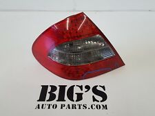 2007 2008 2009 MERCEDES BENZ W211 E350 E550 E63 LEFT SIDE TAILLIGHT LED OEM USED