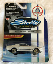 """SHELBY COLLECTIBLES [2013] 1:64 Diecast """"1967 SHELBY GT500"""" Licensed (NEW)"""
