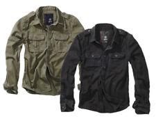 Bequem sitzende Herren-Freizeithemden & -Shirts Vintage Hemd-Stil