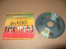 Rockers Soundtrack cd 14 tracks 1979 Early Press RARE