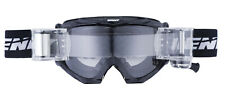 Roll Off Brille Kenny Track Max schwarz Autocross Motocross Roll-Off