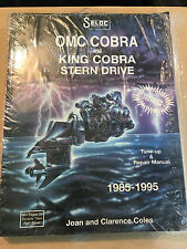 SELOC OMC COBRA & KING COBRA STERN DRIVE MANUAL 1985-1995 #025-X