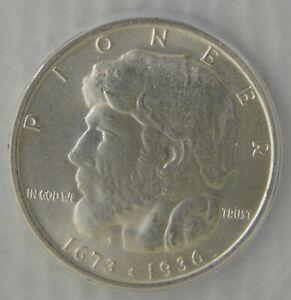 1936 Elgin Commemorative Silver Half Dollar ~ ICG MS66, NICE!!!