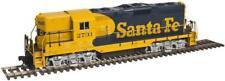 Pista h0-atlas diesellok gp7 Santa Fe con sonido -- 10002033 1b mercancía nuevo
