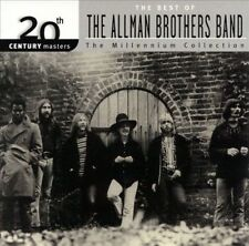 The Allman Brothers Band - 20th Century Masters BRAND NEW CD