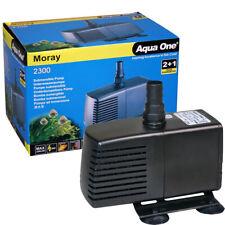 Aqua One Moray 2300 Powerhead Water Pump 2.2m MH 2200 L/H Tank Aquarium 11354