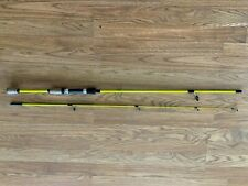 "New ListingOkuma Yellow Fin Chaser 6'6"" Medium Spinning Rod"