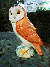 VINTAGE LARGE BESWICK BARN OWL ENGLAND
