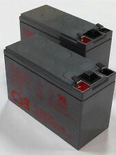 2 NEW 12V ep1234W Electric Scooter Battery Set Razor E300 E200 MX350 BELLA BETTY