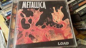 """Metallica """"Load"""" CD, Jun-1996, Elektra Pre-Owned"""