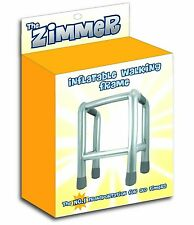 Blow Up Oldies Inflatable Zimmer Frame Fun Toy Hen Stag