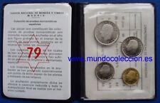 Cartera oficial 1975 *79 Juan Carlos I Proof