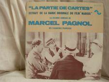 VINYL 45 T – BOF FILM OST – MARIUS – MARCEL PAGNOL + RAIMU VATTIER CHARPIN MAUPI