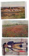 1942-44 Lot 8 postcard covers to and from Worker Herman Goering Werk Karl Sterba