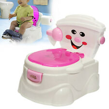 Baby Kind WC Potty Toilettentrainer Topf Töpfchen Toilettensitz ohne Neu