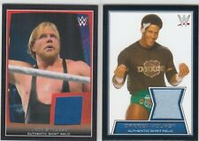 2014 2015 Jack Swagger Darren Young Topps WWE SHIRT RELIC Lot - Wrestling