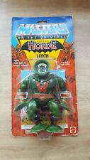 MOTU - He Man - The Evil Horde LEECH - 1984 Carded Figure New Rare