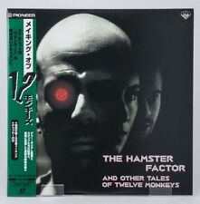 04180 F/S by AIR Mint Laserdisc THE HAMSTER FACTOR [PILF-2290] w/OBI from Japan