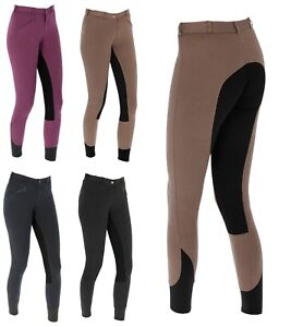 ReitsportPlus Reithose Damen Vollbesatz SportS Basic Economic