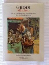 Grimm s Märchen mit 172 klassischen Illustrationen des 19. Jahrhunderts PARKLAND