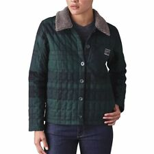 Patagonia Women's Recycled Lightweight Down Jacket Coat LARGE