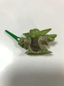 Star Wars Galactic Heroes Yoda Hasbro 2004 Loose Action Figure