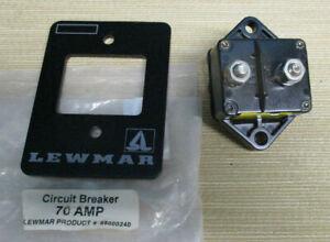 LEWMAR CIRCUIT BREAKER 70 AMP #68000240                        (*1376SH)