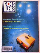 COLS BLEUS n°2355 du 15/06/1996; Marines étrangères, la république de Corée